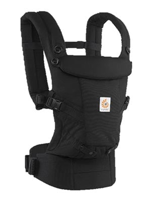 Ergobaby 3 position draagzak Adapt Black