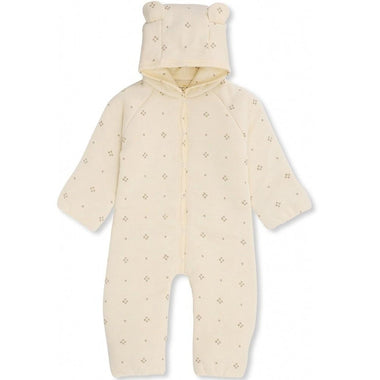 Konges Sløjd Onesie Playsuit With Hood - Camille