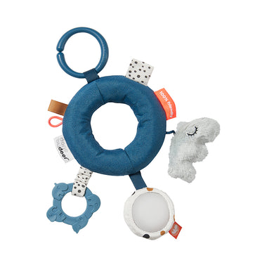 Done By Deer Maxi cosi activity speeltje Ring Blue