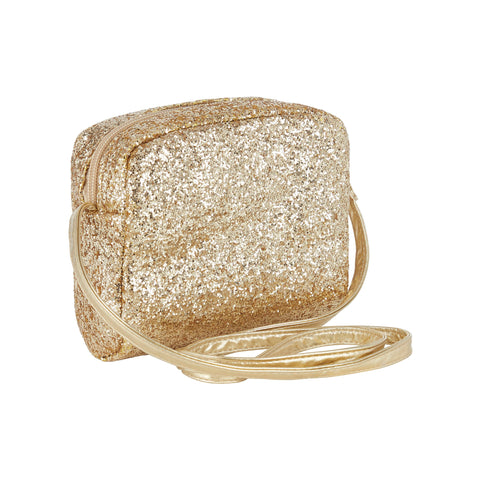 Mimi & Lula Glitter Bag | Gold