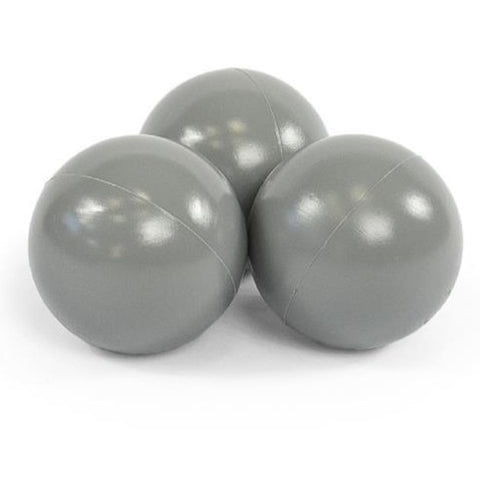 Misioo set 50 ballen Grey