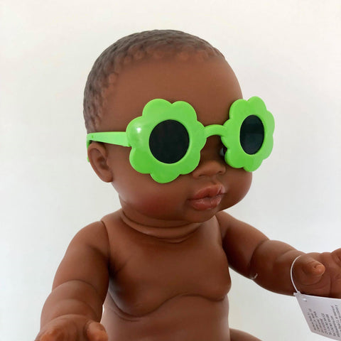 Minikane Doll Sunglasses | Groen