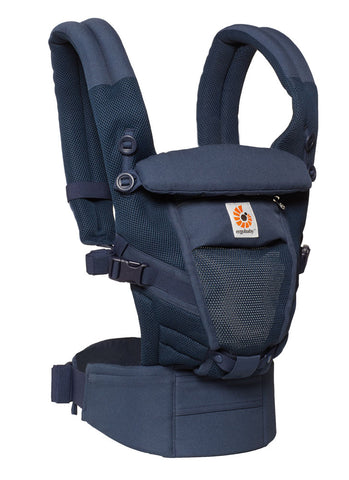 Ergobaby 3 position draagzak Adapt Cool Air Mesh Deep Blue