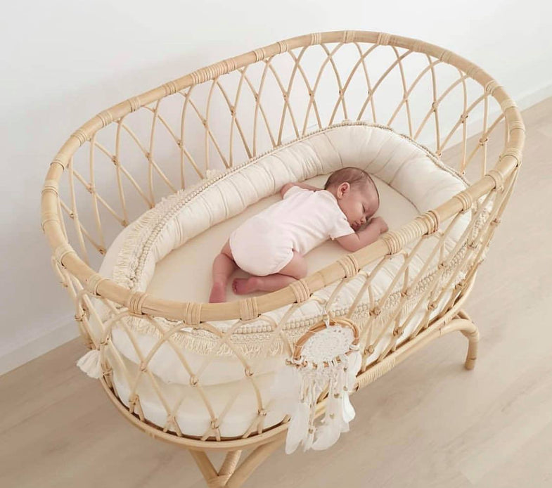 Cotton & Sweets baby cocon nest XL - BOHO