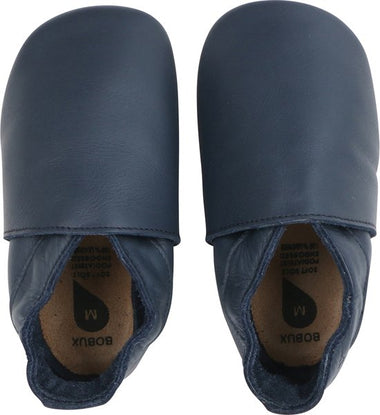 Bobux Soft Soles Simple Shoe | Navy
