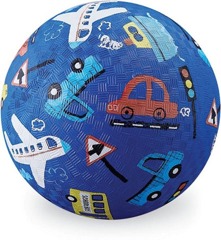 Crocodile Creek Playball 18cm kleine voetbal | Things that Go
