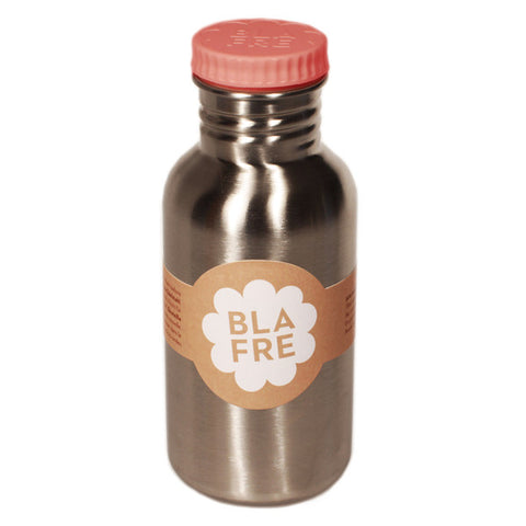 Blafre drinkfles 500ml - DE GELE FLAMINGO - Kids concept store