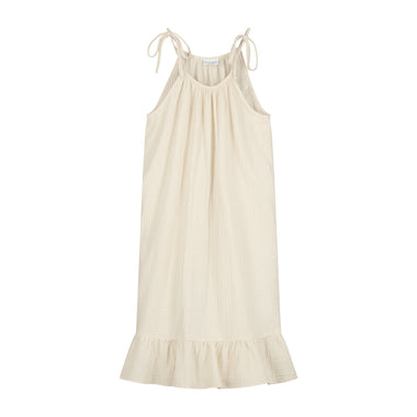 Daily Brat Belle Dress | Ivory
