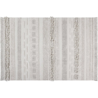 Lorena Canals machinewasbaar tapijt 200x300cm Air Canyon Natural