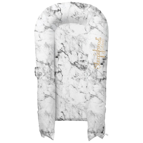 Sleepyhead Grand Pod Peuternestje | Carrara Marble
