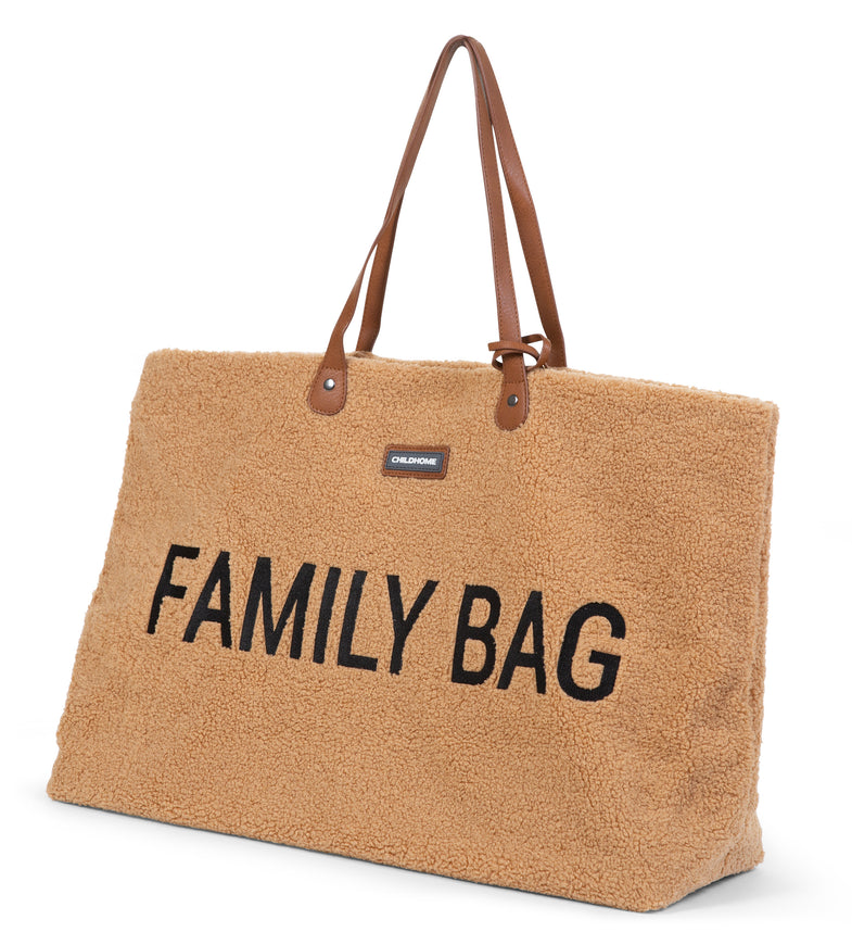Childhome weekendtas XL Family Bag | Teddy