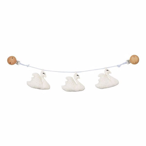 Cam Cam wagenspanner Swan - Off-White