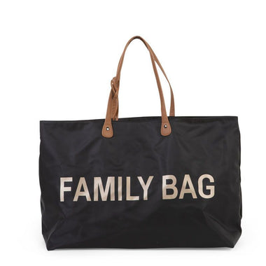 Childhome weekendtas XL Family Bag Black