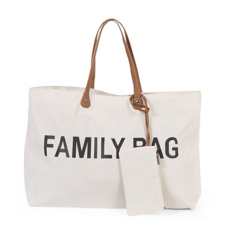 Childhome weekendtas XL Family Off White