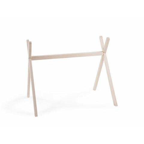 Childhome houten babygym tipi natural