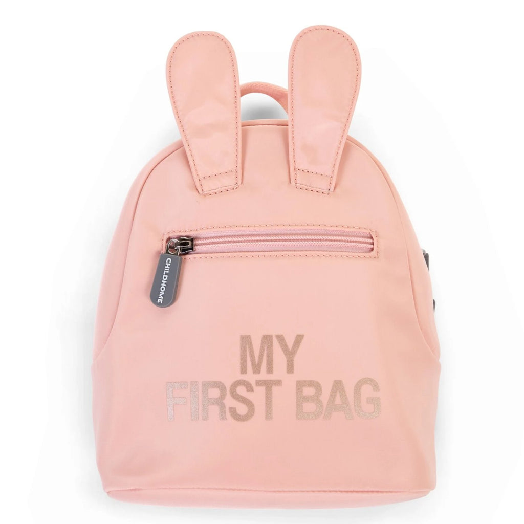 Childhome Rugzakje Kids My First Bag Roze