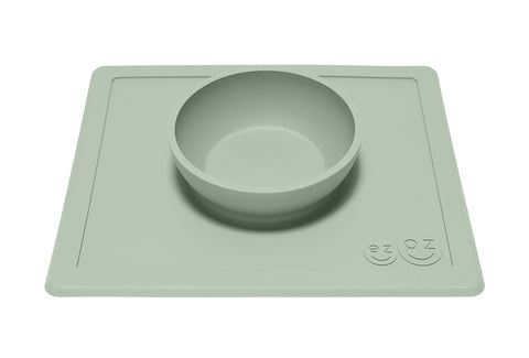 EZPZ Mini Bowl - Sage Groen