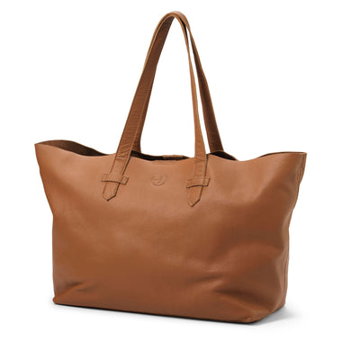 Elodie Luiertas Leather Chestnut NEW