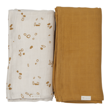 Fabelab Swaddle 2pack 120 x 120 cm | Woodland Path