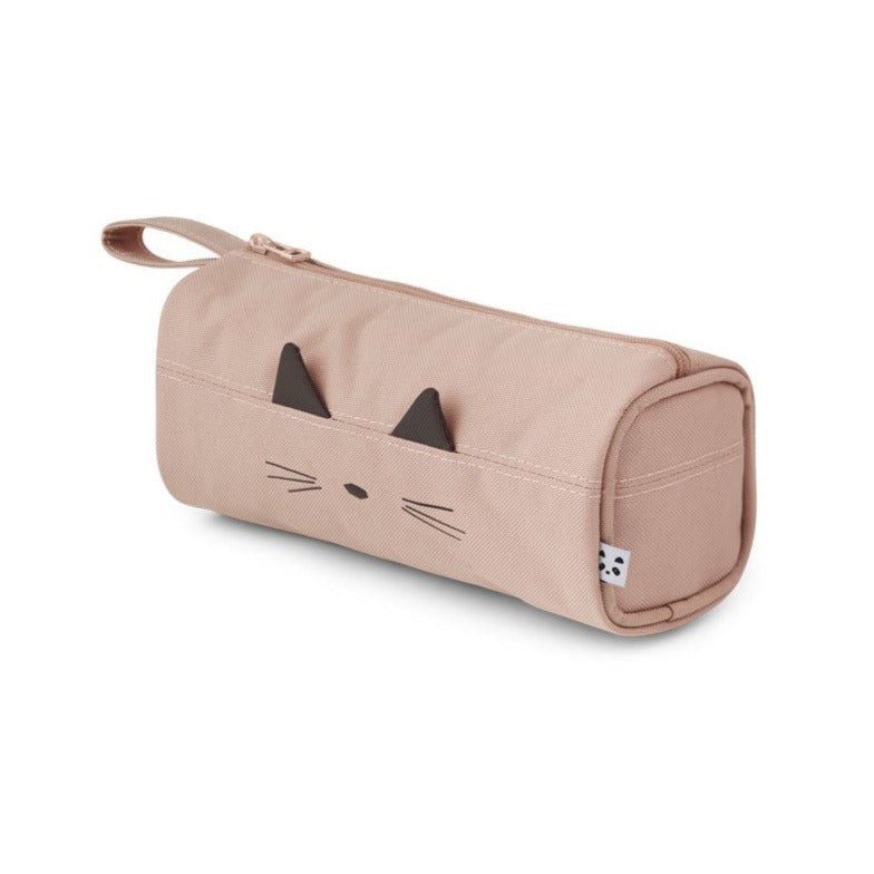 Liewood Fiona Pencil Case | Cat Rose