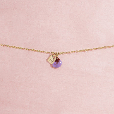 Galore Gepersonaliseerde Armband Part Of Me | Gold & Violet Women