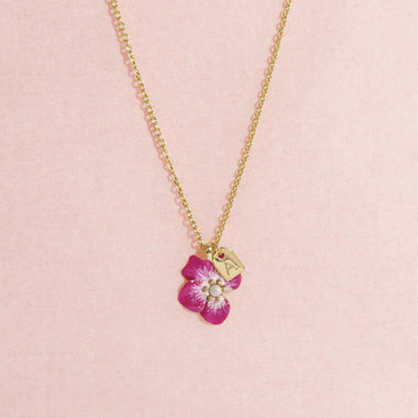 Galore Gepersonaliseerde Ketting Part Of Me | Gold & Rose Baby