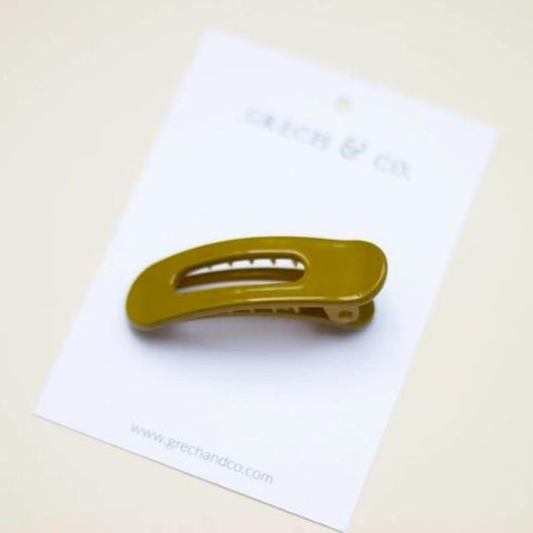 Grech & Co Grip Clip | Chartreuse