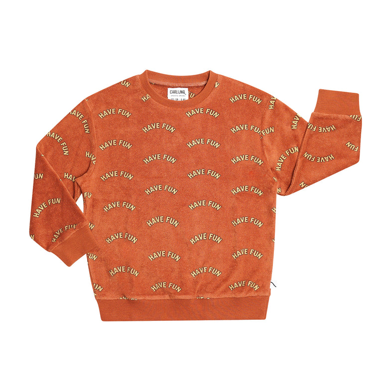 CarlijnQ Sweater | Have Fun