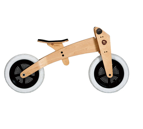 Wishbone bike 2-in-1 Bike original - DE GELE FLAMINGO - 1