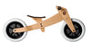 Wishbone bike 3-in-1 Bike original - DE GELE FLAMINGO - 4