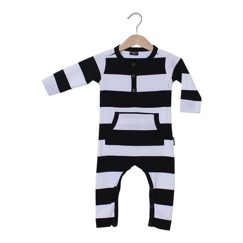 Lucky No.7 playsuit little bandit