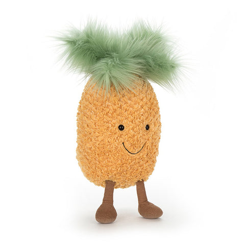 Jellycat knuffel Amuseable Pineapple - 25cm