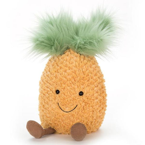 Jellycat knuffel Amuseable Pineapple - Huge 47cm