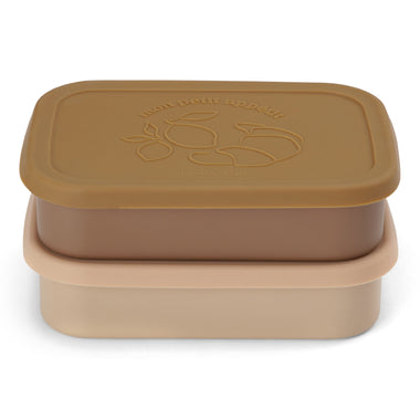 Konges Sløjd Food Boxes 2 pack | Rose