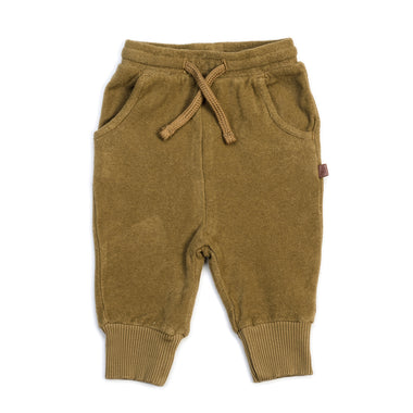 Kidwild Terry Joggers | Olive