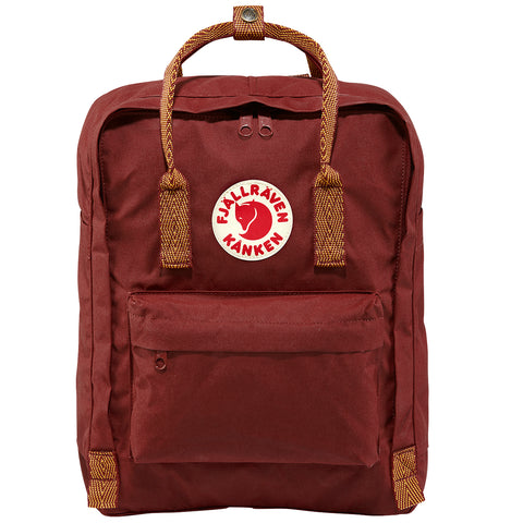 Fjällräven Kånken Mini Rugzak | Ox Red Goose Eye
