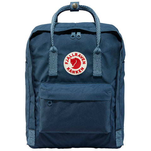 Fjällräven Kånken Mini Rugzak | Royal Blue Goose Eye