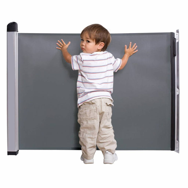 Kiddy Guard veilig traphekje Avant 6P Black