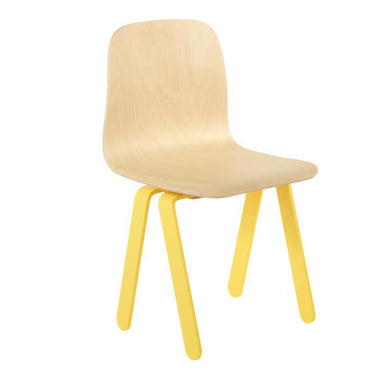 In2wood Kinderstoeltje Small | Yellow