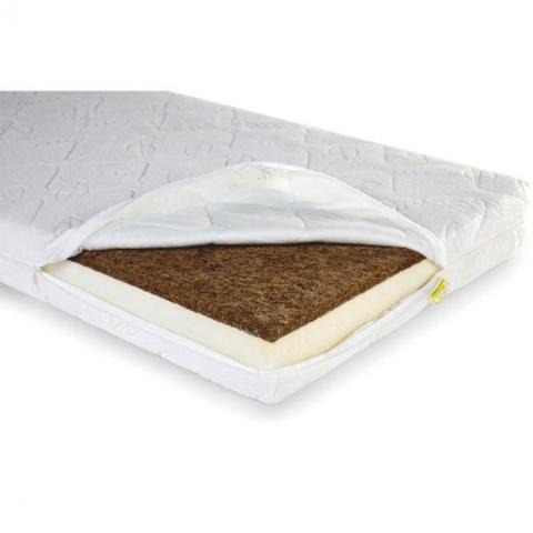 Childhome DUO KOKOS NATURAL SAFE SLEEPER MATRAS 70x140cm 12 cm