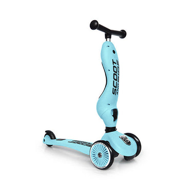 Scoot & Ride Step Highwaykick 1 - Bleuberry