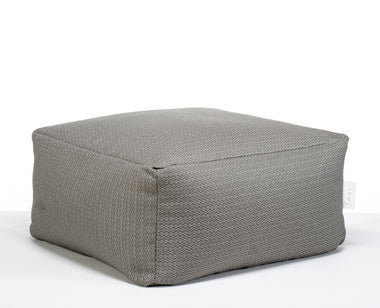 Laui Lounge Basic Square Outdoor I Stone Grey