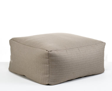 Laui Lounge Boho Square Outdoor I Taupe
