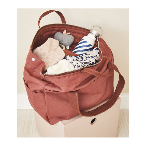Liewood Melvin Mommy Bag luiertas | Rusty