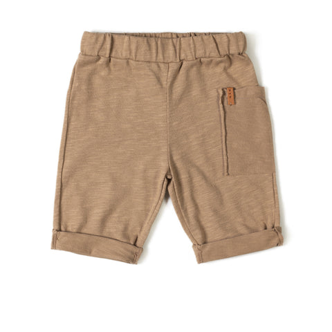 Nixnut Long Short | Biscuit