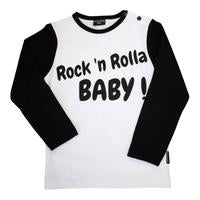 Lucky No.7 T-shirt Rock 'n Rolla Baby
