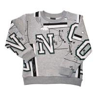 Lucky No.7 sweater Playground