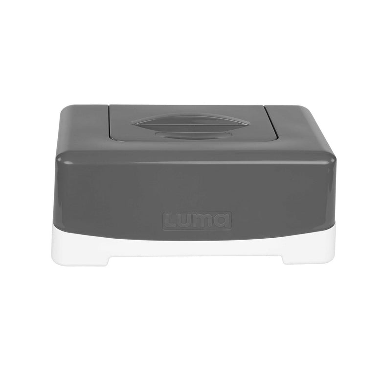 Luma easy wipe box - Dark Grey