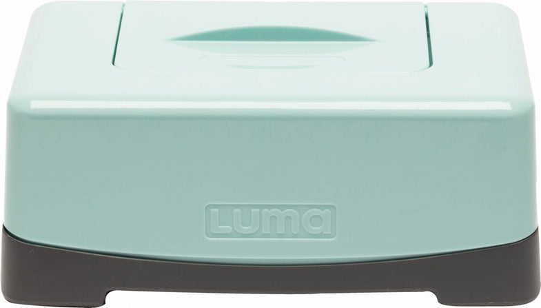 Luma easy wipe box - Silt Green