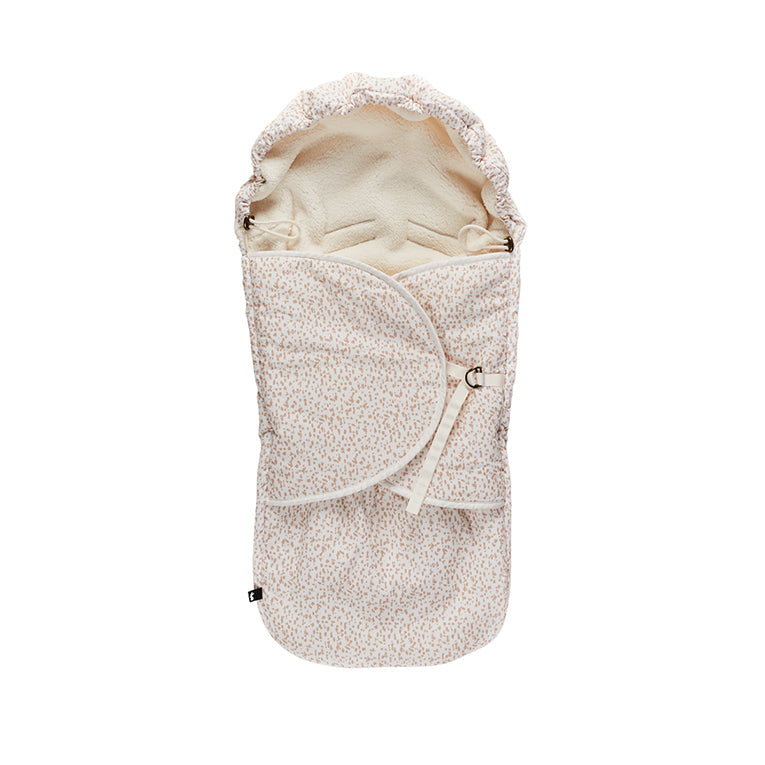Mies & co Maxi Cosi Voetenzak | Wild Child Chalk Pink